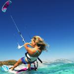 Kitesurf : un loisir de plus en plus prisée